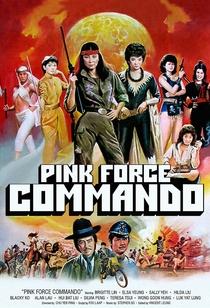 Pink Force Commando - Poster / Capa / Cartaz - Oficial 1