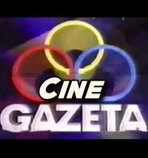 Cine Gazeta - Poster / Capa / Cartaz - Oficial 1
