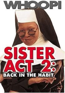 Mudança de Hábito 2: Mais Confusões no Convento - Poster / Capa / Cartaz - Oficial 1