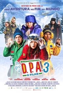 D.P.A.3 – Uma Aventura no Fim do Mundo - Poster / Capa / Cartaz - Oficial 5