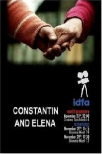 Constantin e Elena - Poster / Capa / Cartaz - Oficial 1