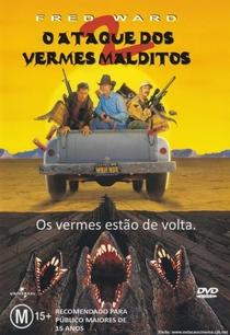 O Ataque dos Vermes Malditos 2 - Poster / Capa / Cartaz - Oficial 2