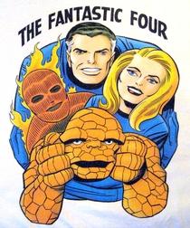 Os Quatro Fantásticos (1ª Temporada) - Poster / Capa / Cartaz - Oficial 1