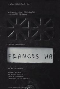 Frances Ha - Poster / Capa / Cartaz - Oficial 7