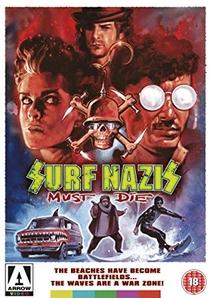 Surfistas Nazistas Devem Morrer! - Poster / Capa / Cartaz - Oficial 3