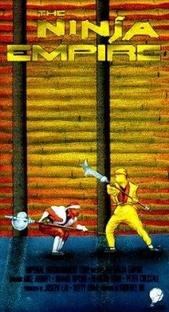 The Ninja Empire - Poster / Capa / Cartaz - Oficial 1