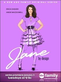Jane By Design  (1ª temporada) - Poster / Capa / Cartaz - Oficial 5
