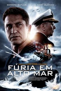 Fúria em Alto Mar - Poster / Capa / Cartaz - Oficial 4