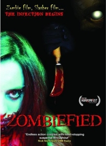 Zombiefied  - Poster / Capa / Cartaz - Oficial 2