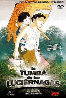 Túmulo dos Vagalumes - Poster / Capa / Cartaz - Oficial 44