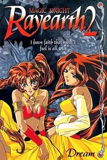 Guerreiras Mágicas de Rayearth (2ª Temporada) - Poster / Capa / Cartaz - Oficial 14