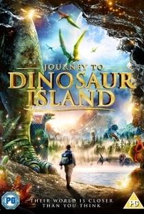 A Ilha dos Dinossauros - Poster / Capa / Cartaz - Oficial 6