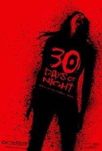 30 Dias de Noite - Poster / Capa / Cartaz - Oficial 1