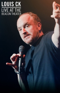 Louis C.K. - Live at the Beacon Theater - Poster / Capa / Cartaz - Oficial 1