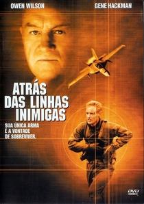 Atrás das Linhas Inimigas - Poster / Capa / Cartaz - Oficial 5