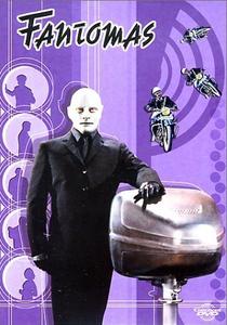 Fantômas - Poster / Capa / Cartaz - Oficial 1