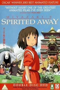 A Viagem de Chihiro - Poster / Capa / Cartaz - Oficial 11