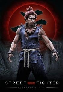 Street Fighter: Punho Assassino - Poster / Capa / Cartaz - Oficial 2