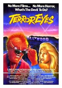 Terror Eyes - Poster / Capa / Cartaz - Oficial 1