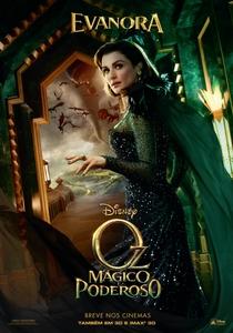 Oz: Mágico e Poderoso - Poster / Capa / Cartaz - Oficial 9
