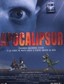 Apocalípsur - Poster / Capa / Cartaz - Oficial 2