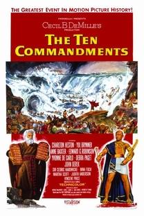 Os Dez Mandamentos - Poster / Capa / Cartaz - Oficial 8