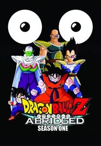 Dragon Ball Z: Abridged (1ª Temporada) - Poster / Capa / Cartaz - Oficial 1
