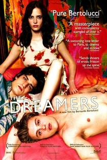 Os Sonhadores - Poster / Capa / Cartaz - Oficial 14
