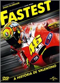 Fastest: A História de Valentino - Poster / Capa / Cartaz - Oficial 1