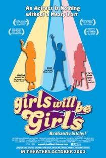 Girls Will Be Girls - Poster / Capa / Cartaz - Oficial 1