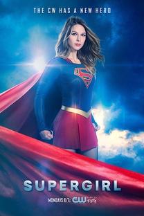 Supergirl (2ª Temporada) - Poster / Capa / Cartaz - Oficial 1