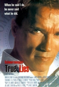 True Lies - Poster / Capa / Cartaz - Oficial 3