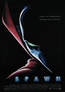 Spawn - O Soldado do Inferno - Poster / Capa / Cartaz - Oficial 1