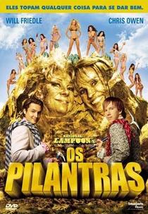 Os Pilantras - Poster / Capa / Cartaz - Oficial 1