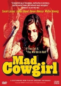 Mad Cowgirl - Poster / Capa / Cartaz - Oficial 1