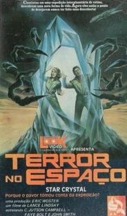 Terror no Espaço - Poster / Capa / Cartaz - Oficial 1