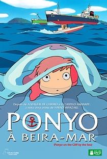 Ponyo: Uma Amizade que Veio do Mar - Poster / Capa / Cartaz - Oficial 15