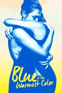Azul é a Cor Mais Quente - Poster / Capa / Cartaz - Oficial 13
