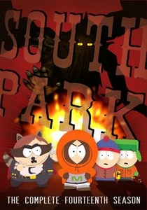 South Park (14ª Temporada) - Poster / Capa / Cartaz - Oficial 1