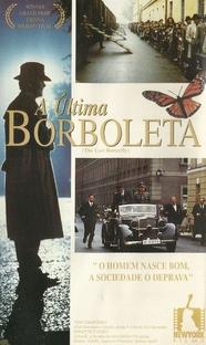 A Última Borboleta - Poster / Capa / Cartaz - Oficial 2