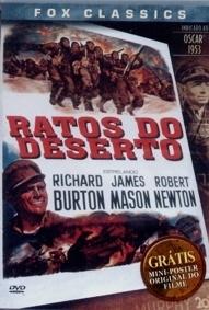 Ratos do Deserto - Poster / Capa / Cartaz - Oficial 2