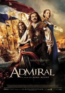 O Almirante: Correntes Furiosas - Poster / Capa / Cartaz - Oficial 1