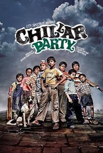 Chillar Party - Poster / Capa / Cartaz - Oficial 6