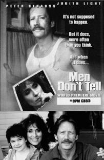 O segredo de um homem - Poster / Capa / Cartaz - Oficial 1