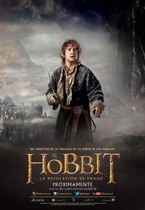 O Hobbit: A Desolação de Smaug - Poster / Capa / Cartaz - Oficial 23