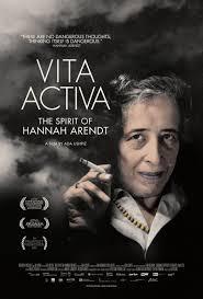 Vida Ativa: O Espírito de Hannah Arendt - Poster / Capa / Cartaz - Oficial 1