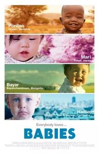 Bebês - Poster / Capa / Cartaz - Oficial 2