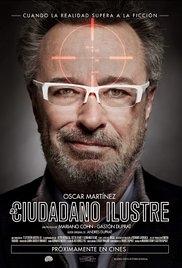 O Cidadão Ilustre - Poster / Capa / Cartaz - Oficial 2