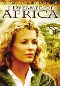 África dos Meus Sonhos - Poster / Capa / Cartaz - Oficial 2