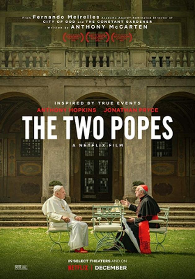 Dois Papas (2019) - Crítica por Adriano Zumba
